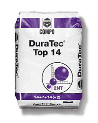 Duratec Top 14 abonado post-cosecha