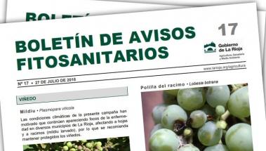 avisos fitosanitarios de La Rioja 17