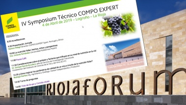 IV Symposium Técnico COMPO EXPERT en el Riojaforum