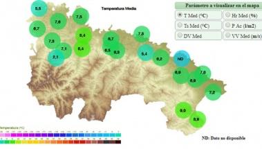 Conoce la información agroclimática de La Rioja