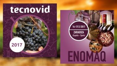 Enomaq y Tecnovid 2017