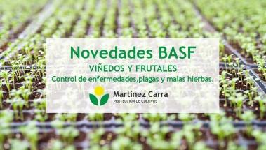 Novedades BASF 2019 para Viñedo y Frutales