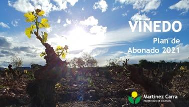 Plan de abonado de viñedo riojano 2021
