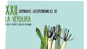 XXII Jornadas gastronómicas de la verdura 2018 en Calahorra