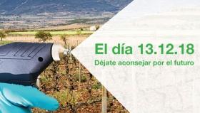 Presentación sistema para viñedo en Riojaforum el próximo 13 de Diciembre