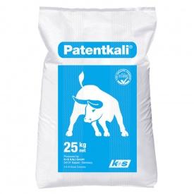 Patentkali fertilizante de K+S