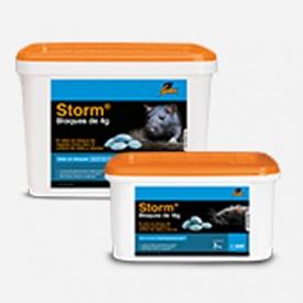 Storm de BASF Rodenticida muy potente de una sola ingestión