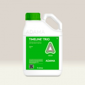 Timeline Trio de Adama, Herbicida para el control de malas hierbas