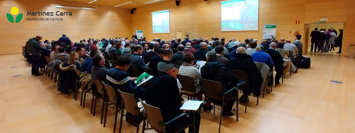 Asistentes al lanzamiento del Sistema Tessior en Riojaforum