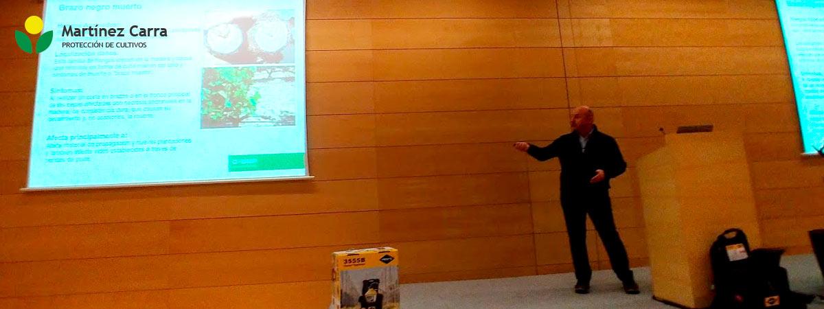 Miquel Sans, Crop Manager de Viña