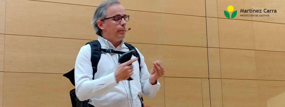 Iñigo García, del Grupo DESA